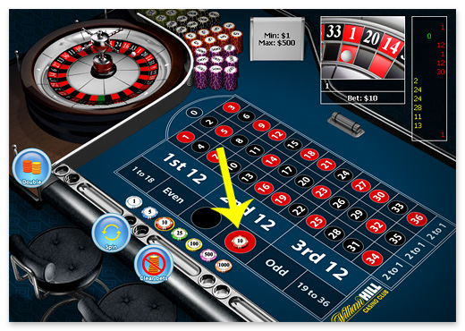 beating online roulette casinos