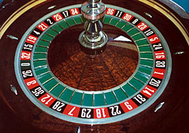 Roulette and Bitcoin