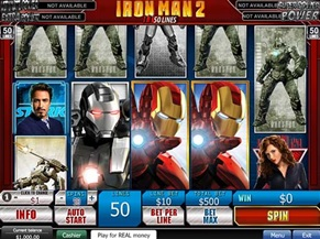 The Iron Man Slot